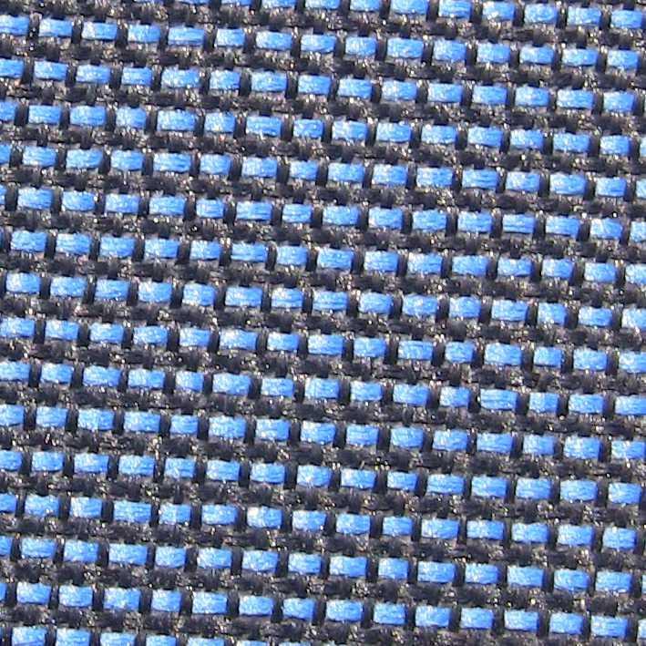 modrá kostička